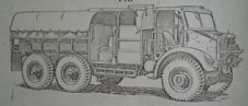 Albion.W.D.FT15N.Tractor.6x6.Field Artillery, with winch. Spares list.